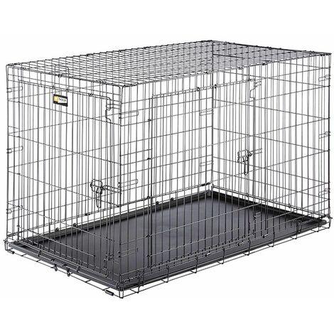 Ferplast DOG INN Box pliable pour chiens en différentes mesures.
