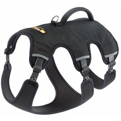 Ferplast ERGOTREKKING Harnais ergonomique pour chiens. Se ferme par micro-regulation.