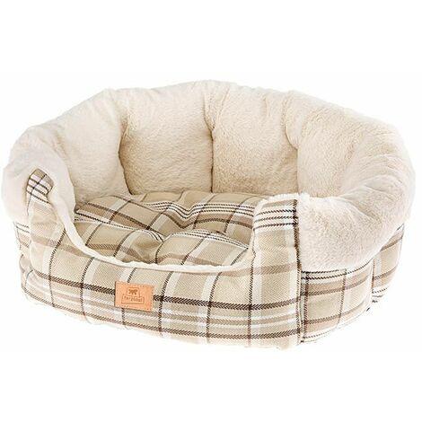 quality design 71331 f47cd Ferplast ETOILE Divanetto in tessuto e pelliccia ecologica per cani e  gatti. Varie misure.