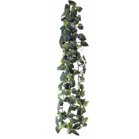 Ferplast HEDERA PLANT - Cm.45 - Pianta in seta per la decorazione del Terrario