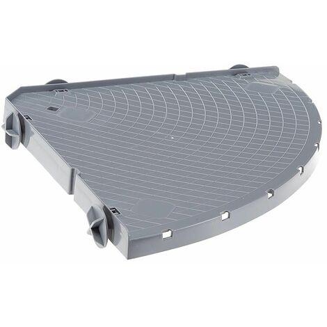 Ferplast L373 Petite surface en plastique pour cages des furets. Variante L373 - Mesures: 38 x 38 x h 3 cm -