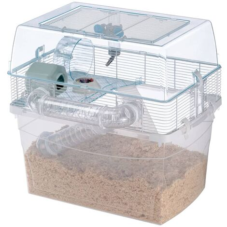 Ferplast Modular Hamster Cage Duna Space 57921711 - Transparent