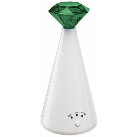 Ferplast PHANTOM Jouet laser pour chats. Stimule l'exercice physique et mental.. Variante PHANTOM - Mesures: Ø 10 x 21 cm -