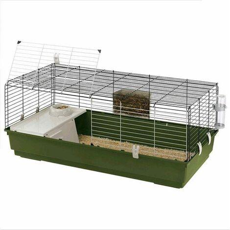 Ferplast RABBIT 120 - Habitat per i vostri Conigli