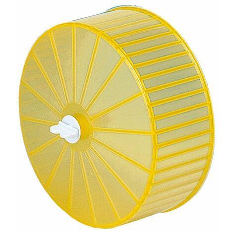 Ferplast Roue FPI 4603 Roue en plastique pour petits rongeurs. Variante FPI 4603 - Mesures: Ø 18,5 x 10 cm -