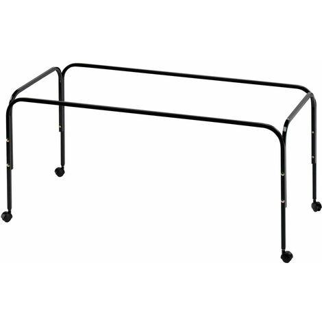 Ferplast STAND 120 Support pour cages Rabbit 120 et Casita 120. Variante STAND 120 - Mesures: 114,5 x 53 x h 49,2 cm -