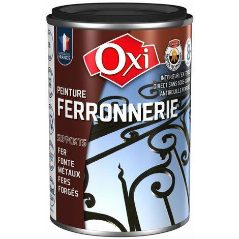 Ferronnerie Noir Velour 100ml - OXI