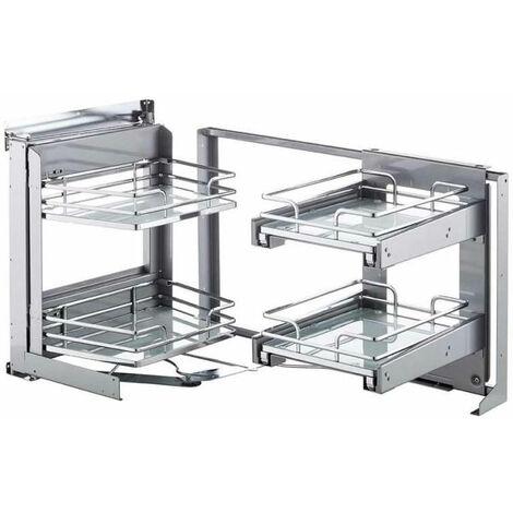 Ferrure d'angle smart corner extractible - VIBO