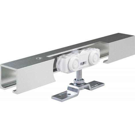 Ferrure de porte coulissante 40 NT 50-92cm