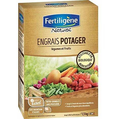 FERTI NATUREN ENGRAIS POTAGER 1.5KG /NC