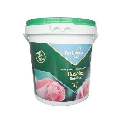 FERTIBERIA Abono Granulado Especial ROSALES, 1 kg