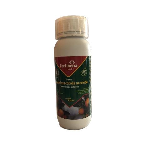 FERTIBERIA Aceite Insecticida Acaricida contra Ácaros y Cochinillas, 500 ml
