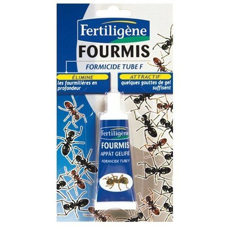 FERTILIGENE - Anti-fourmis appât en tube - 30 g