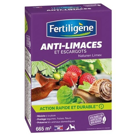 FERTILIGENE - Anti-limaces - 2 kg
