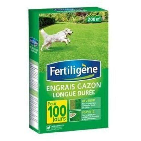 Fertiligene Engrais Gazon 100 Jours 4 kg