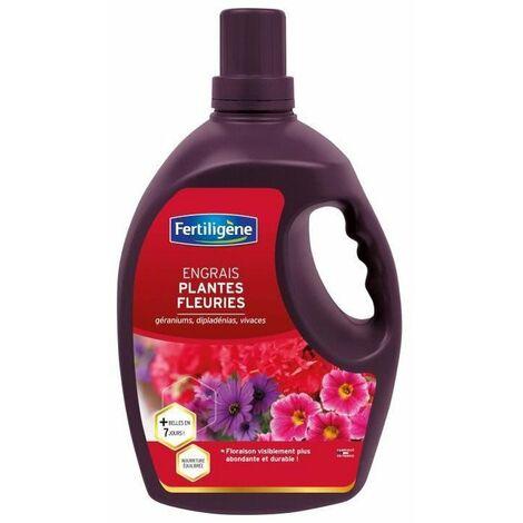 FERTILIGENE Engrais Plantes Fleuries Geraniums - 3 L