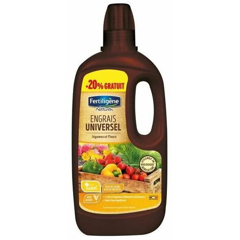 FERTILIGENE Engrais Universel - 900 ml