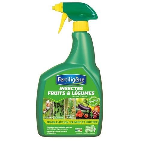 FERTILIGENE - Insecticide fruits et légumes concentré - 800 mL