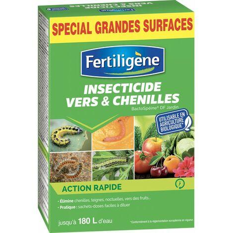 Fertiligène - Insecticide vers et chenilles 90Gr