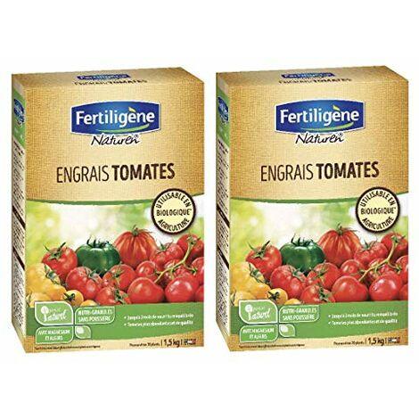 Fertiligene Naturen - Engrais Tomates 3 Kg - Apporte Jusquà 3 Mois de Nourriture très complète NATOM15