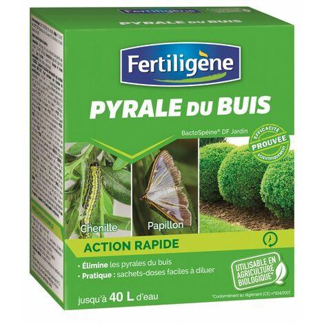 Fertiligène - Pyrale du buis Fertiligène - 20g