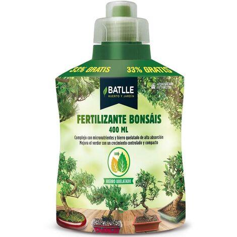 Fertilizante Bonsáis Batlle 400 Ml