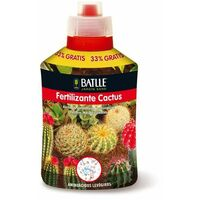 Fertilizante Cactus, 400 Ml