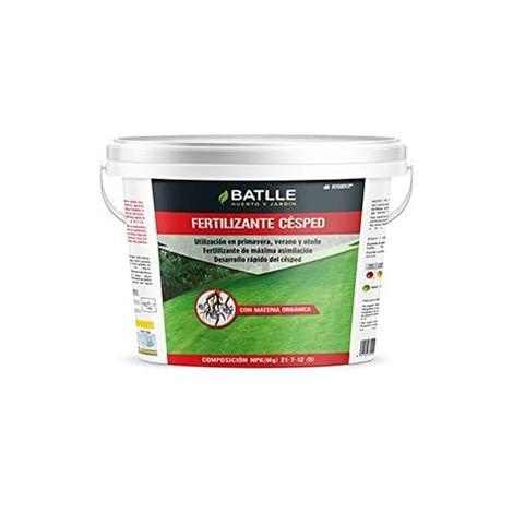Fertilizante césped 5 kg