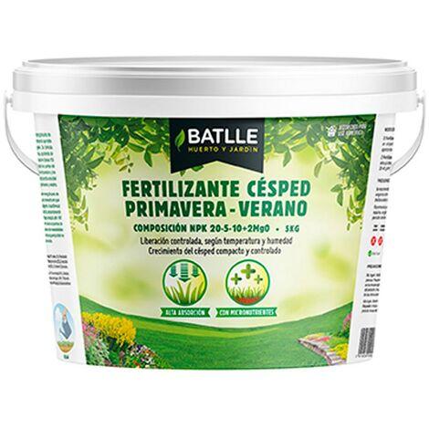 Fertilizante Césped Intelligent Micro Cubo 5kg