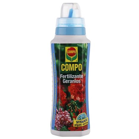 Fertilizante compo geranios 500 Ml