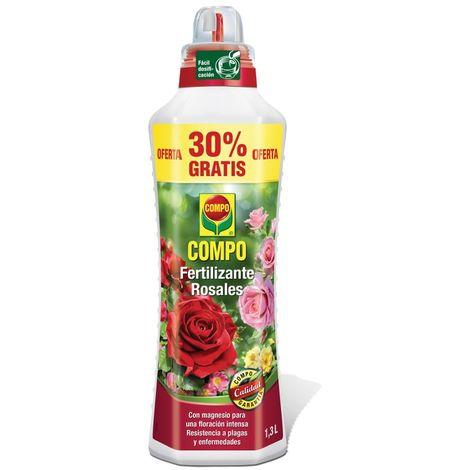 Fertilizante compo rosales 1300 Ml