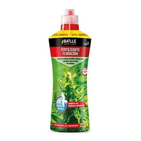 Fertilizante floración 1250 ml