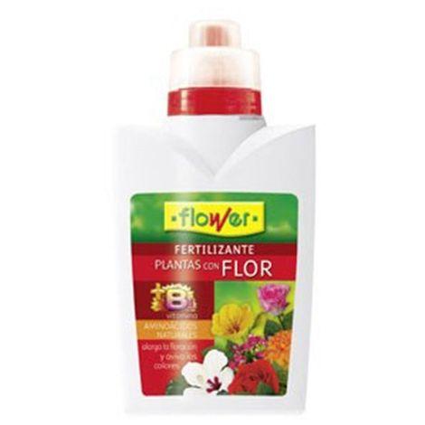 Fertilizante flores jardiner verde 500 ml