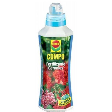 Fertilizante Geranios Compo 1300ml