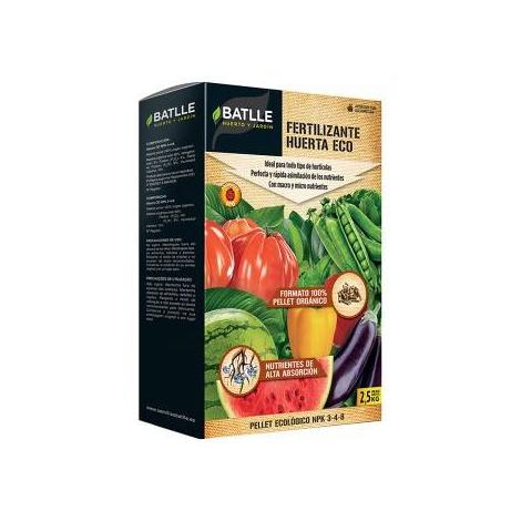 Fertilizante Huerta Eco Batlle