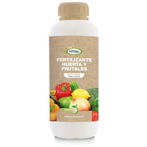 Fertilizante huerta y frutales eco Vithal Garden 1 l