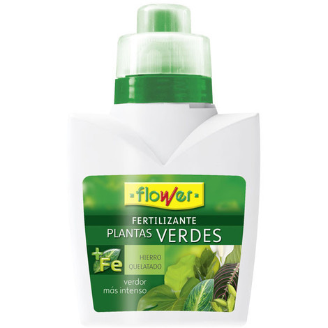 Fertilizante liqu planta verde
