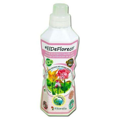 Fertilizante líquido Eco de floración #eldeflorecer 750 ml