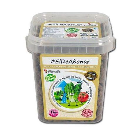 Fertilizante líquido Eco #eldeabonar 1 kg