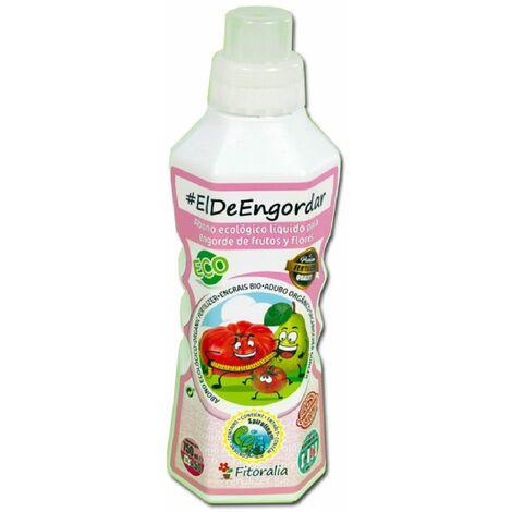 Fertilizante Líquido Eco Fitoralia de Engorde #ElDeEngordar 750 ml
