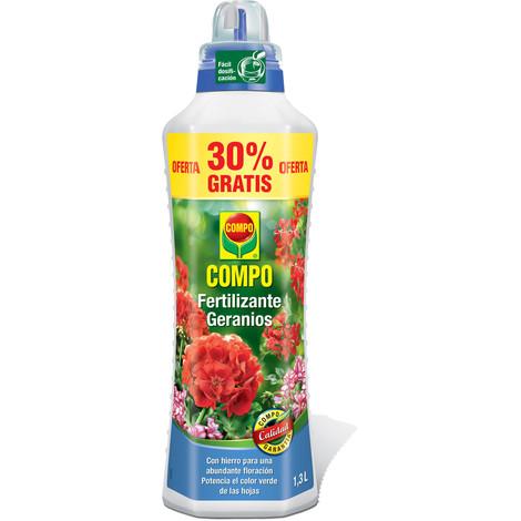 Fertilizante Liquido Geranio 1300 ML - COMPO - 1435412011