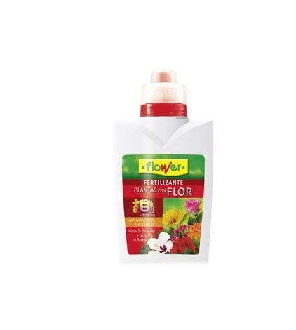Fertilizante líquido plantas flor Flower 500 ml