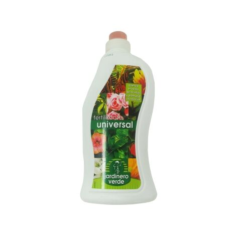FERTILIZANTE LIQUIDO UNIVERSAL 1.000 ML.