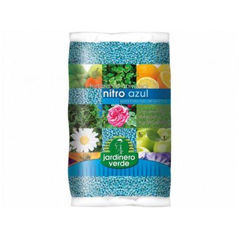 Fertilizante nitro azul jardinero