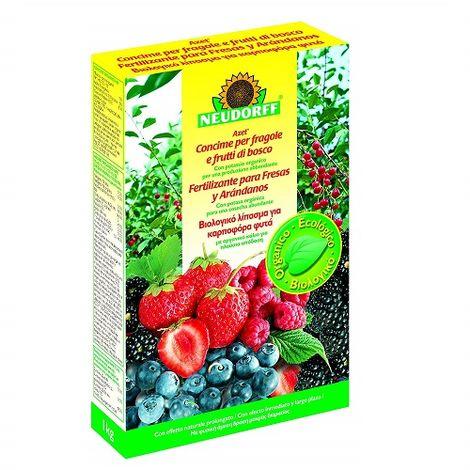 Fertilizante Orgánico Fresas Y Arándanos, 1kg