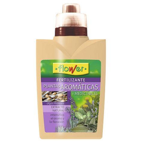 Fertilizante Plantas Medicinales y Aromáticas FLOWER - 500 ml
