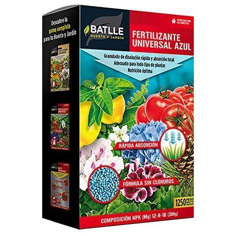 Fertilizante Universal azul 1250 g (2 unidades)