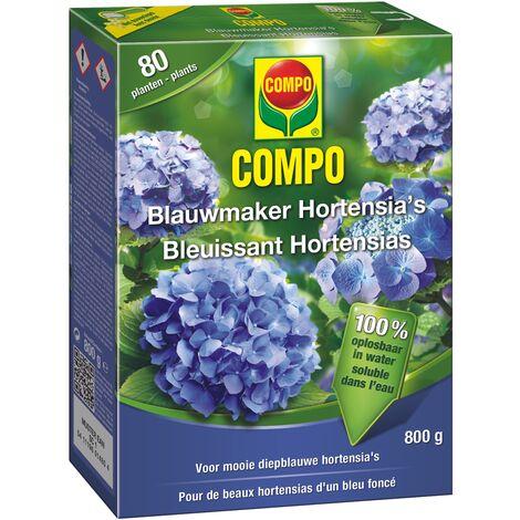Fertilizantes azulada hortensias Compo 800g