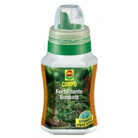 Fertilizantes compo bonsais 250 Ml
