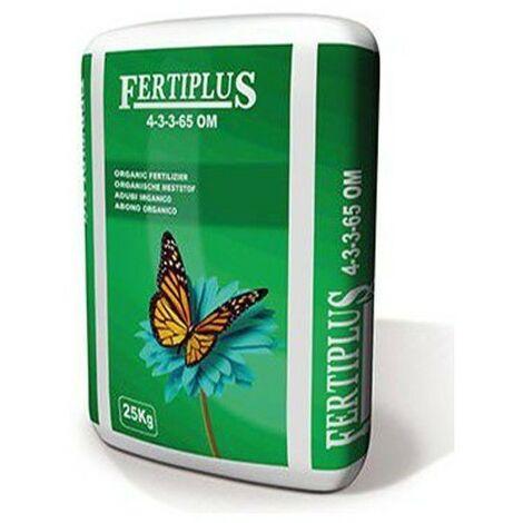 Fertiplus engrais organique fertilisant, 25 kg